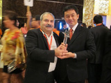 Tourism Alliance Award 2011-International Travel Expo Hochiminh City