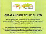 Responsible Travel Cambodia Award